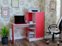Компьютерные и письменные столы - Компьютерный стол СК-04, 0