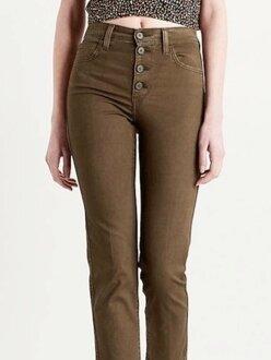 Джинсы - Укороченные джинсы Levi's новые, 0