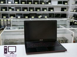 Ноутбуки - Ноутбук Asus ROG G550JK (90NB04L3M03370), 0