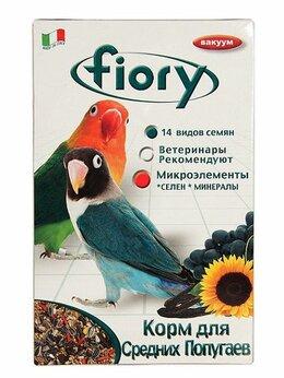 Корма - FIORY корм для средних попугаев Parrocchetti…, 0
