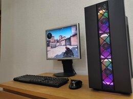 Настольные компьютеры - Игровой компьютер Intel 16Gb SSD+HDD1Tb RX550…, 0