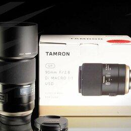 Объективы - Tamron SP 90mm 2.8 MACRO 1:1 Sony // 1349 📷📷📷  , 0