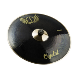 Тарелки - EDCymbals EDCRCR19 Crystal 2017 Crash Тарелка 19, 0