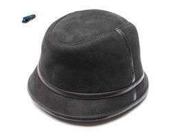 Головные уборы - Панама шляпа меховая мужская зимняя (т.…, 0