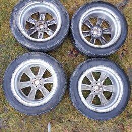 Шины, диски и комплектующие - Комплект летних шин 215/60/17 Nordman S SUV, 0
