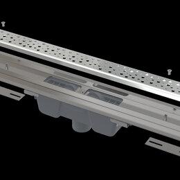 Комплектующие -  Водоотводящий желоб чехия APZ1011-750M с вертикальным стоком , 0