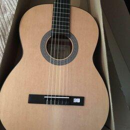 Акустические и классические гитары - Классическая гитара 4\4 Parkwood PC90 , 0