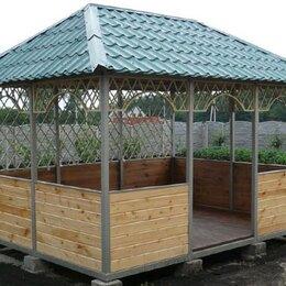 Готовые строения - . Веранды беседки пристрои садовые домики, наш материал, качество,, 0