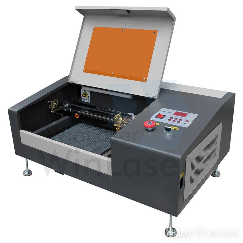 Лазерный мини станок резак и гравер для дома Zoldo 3020 по цене 56000₽ - Производственно-техническое оборудование, фото 0