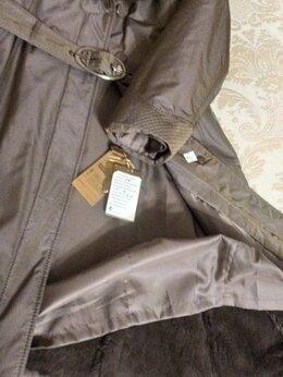 Пальто - Демисезонное утепленное пальто, 0