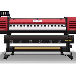 Полиграфическое оборудование - Эко-сольвентный интерьерный широкоформатный принтер, 0