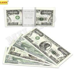 Сопутствующие товары - Шуточные деньги Миленд 1000000 долларов арт.ПП9-50-0016, 0