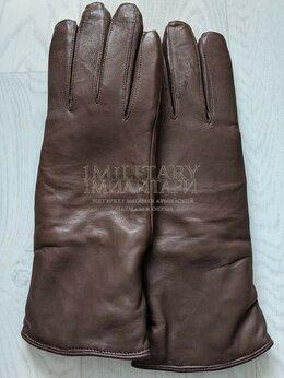 Перчатки и варежки - Перчатки кожаные боевые армии Великобритании…, 0