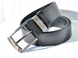 Ремни и пояса - Кожаный мужской ремень Lacoste, 0