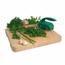 Ножи кухонные - Спец.роликовый нож для резки зелени BRON COUCKE Франция, 0