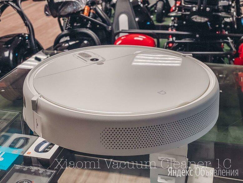 Робот-пылесос Xiaomi Vacuum Cleaner 1C по цене 15990₽ - Роботы-пылесосы, фото 0