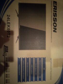"""Телевизоры - Телевизор Erisson 24LEK80T2 24"""" , 0"""