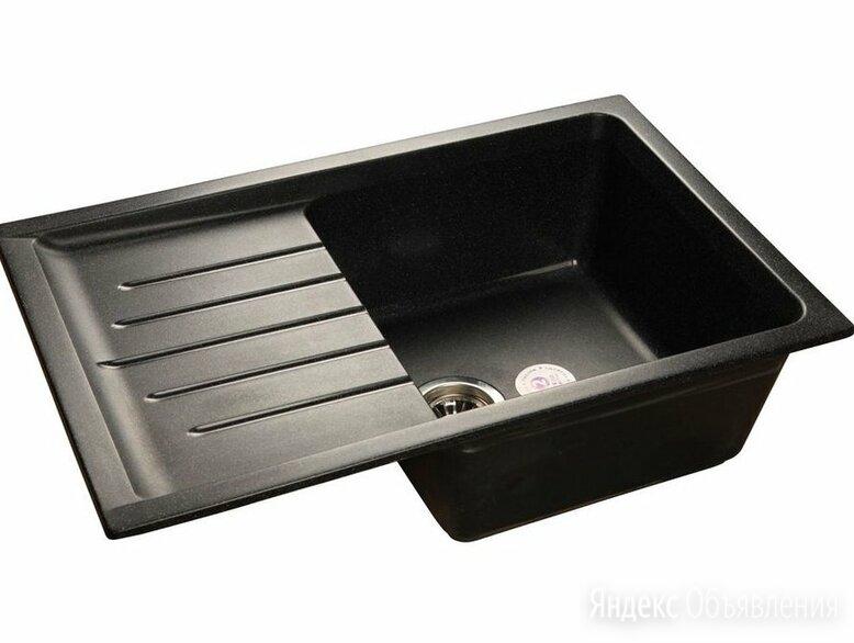 Кухонная мойка 12 черная по цене 5350₽ - Кухонные мойки, фото 0