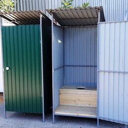 Биотуалеты - Туалет уличный на дачу., 0