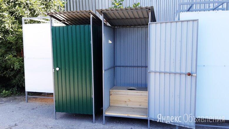 Туалет уличный на дачу. по цене 14000₽ - Биотуалеты, фото 0