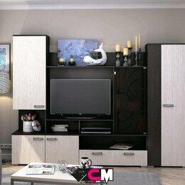 Шкафы, стенки, гарнитуры - Стенка гостиная Сиенна, 0