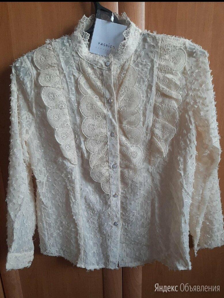 Блузка 46 - 48 размер (новая) по цене 700₽ - Блузки и кофточки, фото 0