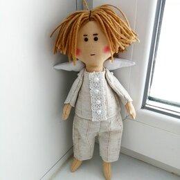 Куклы и пупсы - Ангел Мальчик. Ангел на счастье. Оберег, 0