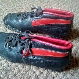 Ботинки - Лыжные ботинки, 0
