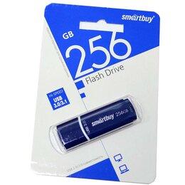 USB Flash drive - 256GB USB 3.0 Flash Drive SmartBuy Crown синий…, 0