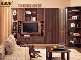 Шкафы, стенки, гарнитуры - Гостиная Sherlock Шерлок. Комплект 3, 0