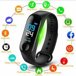 Умные часы и браслеты - Фитнес - браслет My Device M3 Plus Smart, 0