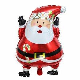 Новогодние фигурки и сувениры - Санта-Клаус, 0