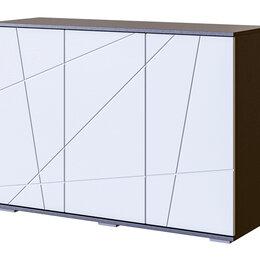 Тумбы - Комод Лея (серый графит), 0