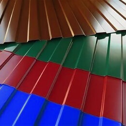 Металлопрокат - Профнастил на крышу забор, 0