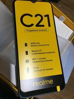 Мобильные телефоны - Realme C21 4-64, 0