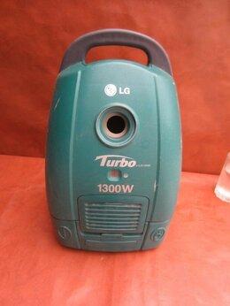 Пылесосы - Пылесос LG V-C3C35NB 1300 ватт, 0