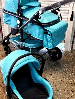 Коляски - Детская коляска 3 в 1, 0