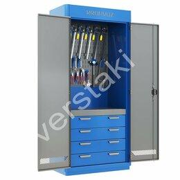 Шкафы для инструментов - Шкаф для инструментов и приборов KronVuz Box 1412, 0