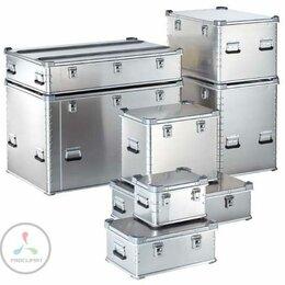 Упаковочное оборудование - Упаковочный ящик серии Y Zarges 45037, 0