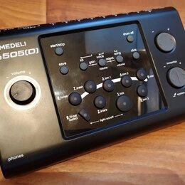 Ударные установки и инструменты - Звуковой барабанный модуль Medeli DD505(D) / Medeli DD505D, 0