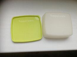 Контейнеры и ланч-боксы - Контейнер Таппервер для сыра и масла Tupperware, 0