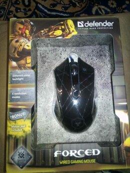 Мыши - Игровая мышь Defender Forced + подарок, 0