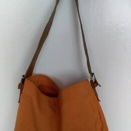Сумки - Оранжевая летняя сумка, 0