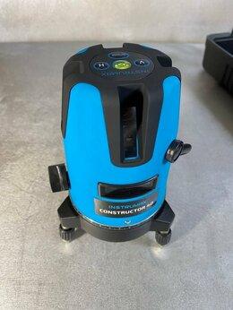 Измерительные инструменты и приборы - Лазерный уровень Instrumax Constructor 4D Set, 0