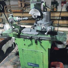 Производственно-техническое оборудование - Заточка фрез насадных и концевых, 0