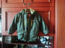 Куртки и пуховики - Куртка для мальчика демисезонная, 0