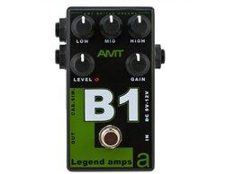 Процессоры и педали эффектов - AMT Electronics B-1 Legend Amps Гитарный…, 0