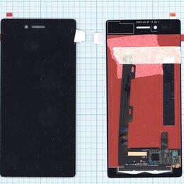 Дисплеи и тачскрины - Модуль (матрица + тачскрин) для Lenovo Vibe Shot…, 0