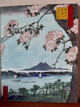 Картины, постеры, гобелены, панно - Копия японской гравюры Утагава Хиросиге , 0