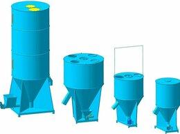 Товары для сельскохозяйственных животных - Кормосмеситель, смеситель шнековый, смеситель…, 0